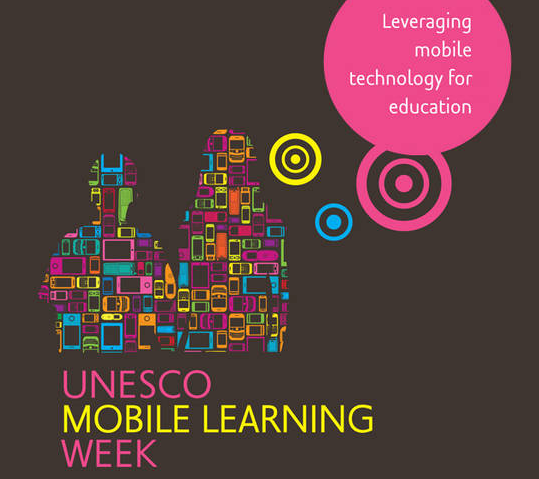 UNESCO mobile learning week 2013