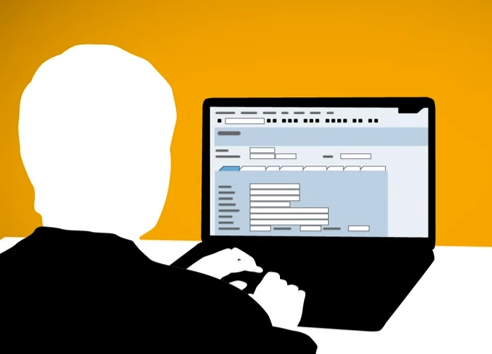 With WPB you can push help content to the user, directly in SAP