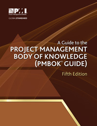 PMBOK5 - now with extra Stakeholder Management added